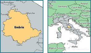 map of perugia umbria region italy map of umbria it where is umbria region