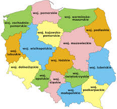 Pl Voivodeships Of Poland Wikipedia