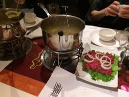 fondue vietnamienne cuisine asiatique fondue vietnamienne photo de cho lon ève tripadvisor