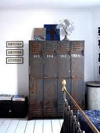 Chaise Industrielle Métal Noir Antique Déco Industrielle Le Style Industriel