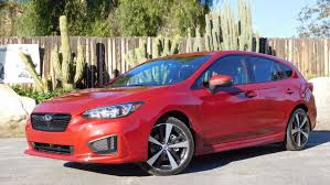 2017 subaru impreza hatchback 2017 subaru impreza the san diego union tribune