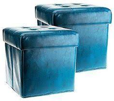 mainstays square storage ottoman microfiber 19 00 walmart