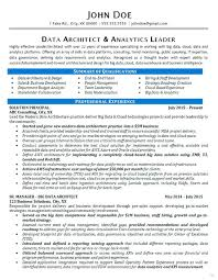 consultant sample resume able seaman resume example business