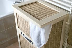 Laundry Hampers With Lid by Slim Laundry Hamper With Lid U2014 Sierra Laundry Saving Space With