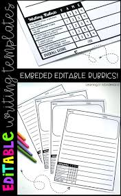 first grade lined writing paper best 25 second grade writing ideas on pinterest first grade is grading your students writing a struggle this writing paper has rubrics embedded right