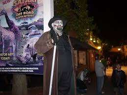 I Lost My Six Flags Season Pass Six Flags Great Adventure Fright Fest Review Gamingshogun