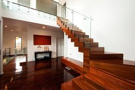 Stainless Steel Handrails Brisbane Design Feature Stair Box Glass Balustrade Stainless