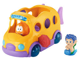 25 nickelodeon u0027s bubble guppies swim sational bus