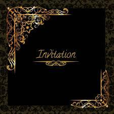Invitation Card Templates Free Superb Invitation Card Design Template Free Download Rfa5o8