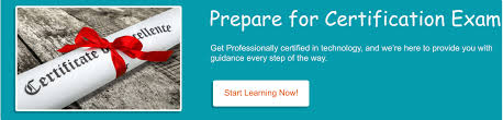 it training testing certification it training testing and