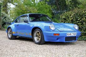 seinfeld porsche collection list 1974 porsche carrera 3 0 rs ex lord mexborough