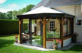 veranda cuisine prix v randa acier alu et bois veranda sur terrasse newsindo co