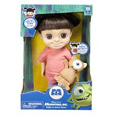 disney pixar monsters peek boo boo doll amazon uk