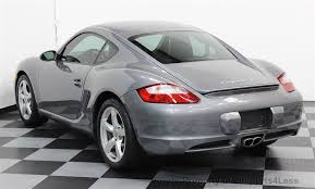 2003 porsche cayman 2006 used porsche cayman s 6 speed coupe at eimports4less serving