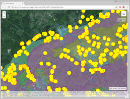 World Map Shapefile Esri by Gis Xl Features