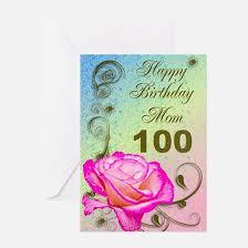 100th birthday 100th birthday greeting cards cafepress