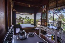 Hawaiian House The Back House Backpackers Hawaii
