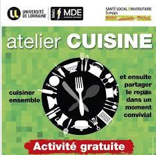 affiche atelier cuisine atelier cuisine alléger ses petits plats d hiver factuel