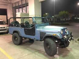 postal jeep lifted your prefered cj8 tire size poll archive jeep cj 8 scrambler