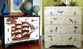 repeindre un bureau repeindre un bureau en bois bureau repeint en couleur marsala