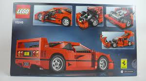 ferrari lego f40 forum miłośników klocków lego view topic 10248 ferrari f40