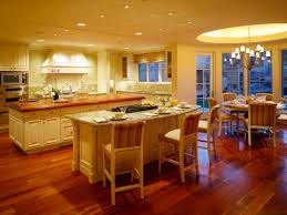 Wood Floors In Kitchen by Kitchen Floor Buying Guide Hgtv