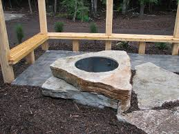 Firepit Ring Stainless Steel Pit Ring Amepac Furniture
