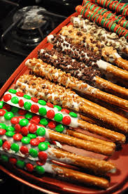 where to buy pretzel rods almond bark pretzel decorating ideas search bake sale