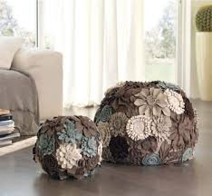 Decorative Furniture Beautiful Poufs Furniture And Decorative Accessories From Loca Nera