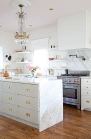 cb2 kitchen island this home has the kitchen island of our dreams