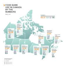 Moncton Canada Map by Food Banks Canada Hungercount Archives
