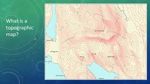 What Is A Topographic Map Topography 1 Label Your Table Of Contents U201ctopography Notes U201d 2