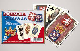 Bohemia Flag Piatnik Bohemia Moravia