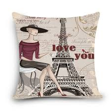 popular pillow paris style buy cheap pillow paris style lots from