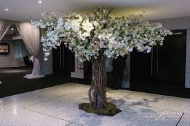 wedding trees victor and matina s cherry blossom wedding at grand luxe wedding