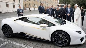 logo lamborghini png pope francis just got a brand new lamborghini huracan which sure