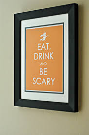 free halloween posters free printables scary and halloween