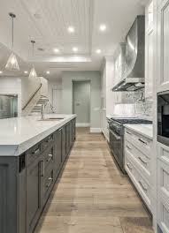 kitchen cabinets with light floor 75 beautiful light wood floor kitchen pictures ideas