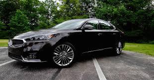 a picture of a car 2017 kia cadenza review