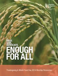 thanksgiving world food day enough for all canadian foodgrains bank