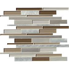 Home Depot Decorative Tile Backsplash Mosaic Tile Tile The Home Depot