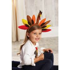 turkey headband headband by mud pie