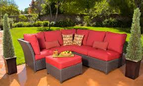 L Shaped Patio Furniture Cover - furniture have a charming patio with resin wicker furniture sets
