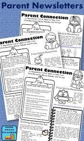 best 25 parent newsletter ideas on pinterest newsletter
