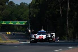 toyota in porsche outpaces toyota in le mans practice motorsport news