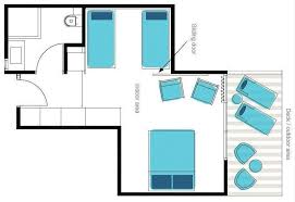 Reef Family Rooms Barrier Reef Accommodation Heron Island - Family room size