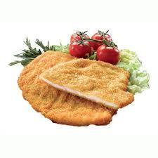 suprema di pollo milanese di pollo impanata albagel