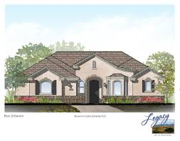 Legacy Homes Floor Plans New California Homes Santa Maria Legacy At La Ventana