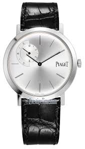piaget altiplano g0a33112 piaget altiplano manual wind 40mm mens