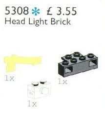 light brick sets 5308 1 head light brick ninja brick